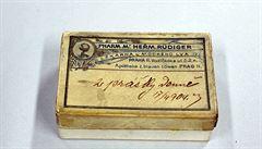 Vědci zkoumali lék, který před smrtí užíval Antonín Dvořák. Analýza potvrdila hypotézy o potížích skladatele