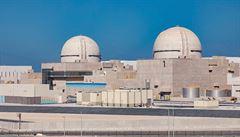 V Emirátech začala fungovat první jaderná elektrárna v arabském světě. Celkem má mít čtyři reaktory