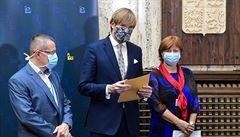 Hlavní hygienička Rážová má covid-19, na test šlo kvůli tomu 115 lidí. Ministr Vojtěch jde do karantény