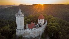 Tip na výlet: Výlet s Máchou za loupežníky na hrad Kokořín
