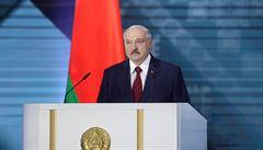 Lukašenko vyčetl Rusku ztrátu miliard kvůli sporům o dodávky ropy. Slíbil také zdvojnásobení průměrné mzdy