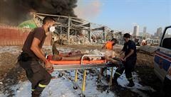 Naděje, že se v Bejrútu podaří najít přeživší, uvadá, tvrdí libanonská armáda