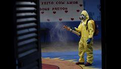 Pandemie ve světe nepolevuje. USA i Brazílie hlásí desetitisíce nakažených