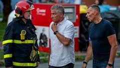 Žhář se podle svědkyně přiznal policii. O úmyslném založení požáru mluvil po neštěstí v Bohumíně i Hamáček