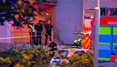 Tragédie v Bohumíně. Požár paneláku nepřežilo jedenáct lidí, mezi oběťmi jsou i tři děti