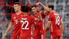 Lewandowski řídil devastaci Chelsea, postup po Messiho brance slaví i Barcelona