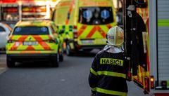 'Pohled diváka je vždycky odlišný.' Ředitel hasičů odmítl kritiku za zásah při požáru v Bohumíně