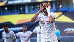 Sevilla porazila AS Řím a postoupila do čtvrtfinále Evropské ligy, dál jde i Leverkusen