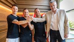 Mistrovská Slavia si pojistila opory. V Edenu zůstává Coufal i kapitán Bořil