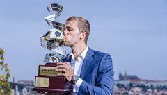Král českého fotbalu: Nemusíte být nejlepší už v osmnácti, říká hvězdný záložník Souček