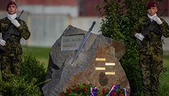 Vojáci si připomněli dva roky od zabití Čechů v Afghánistánu. Vzpomínky na ně jsou stále živé, řekl velitel