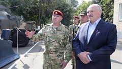 Bělorusko straší ruští diverzanti. Lukašenkův režim vidí týden před volbami nepřátele všude kolem