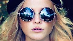 Léto je plné nástrah pro oči. Volba vhodných slunečních brýlí je zásadní