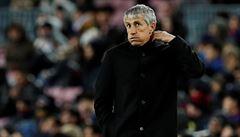 Po ostudném debaklu s Bayernem vyhazov. Barcelona odvolala trenéra Setiéna, nahradit by ho mohl Koeman
