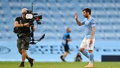 Malý velký muž. Manchester City dává sbohem legendě, rozloučí se David Silva triumfem v Lize mistrů?