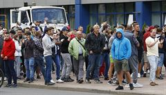 Zaměstnanci běloruské automobilky stávkovali, dělníci požadují spravedlivé volby. Protesty hlásí i další podniky