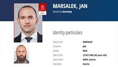 Interpol má v hledáčku Jana Marsalka. Německo pátrá po uprchlém řediteli společnosti Wirecard