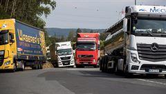 Parkoviště D1. S novými pravidly pro řidiče kamionů to bude ještě větší problém, bojí se ÚAMK