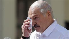 Pobaltské země vyhlásily sankce proti Minsku, Lukašenko bude mít zákaz vstupu