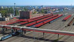 V září začne modernizace železničního uzlu Pardubice. Bude stát přes pět miliard a skončí za čtyři roky