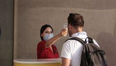 Část pacientů s covidem by se mohla přesunout do hotelů, budování polních nemocnic není v plánu