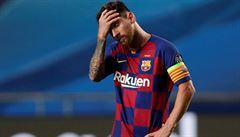 Messi odpálil bombu, tohle je válka, píše španělský tisk