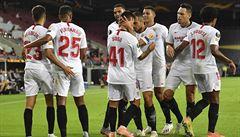 Vaclík si ve čtvrtfinále Evropské ligy nezachytal, ale slaví postup. Sevilla vyřadila United