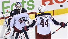 VIDEO: Columbus vyřadil hvězdné Toronto a postoupil do prvního kola play off NHL