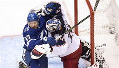 VIDEO: Nejdelší zápas NHL od roku 2000. Tampa Bay porazila Columbus brankou ze 151. minuty