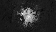 Trpasličí planetka Ceres je Zemi podobnější, než si vědci mysleli. Může tam být i život, říká český astronom