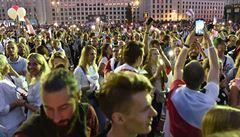 Prezidenti V4 vyjádřili znepokojení nad situací v Bělorusku a vyzvali k zastavení násilí