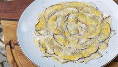 Gratinované hříbky po italsku. Jak na ně poradí Jan Punčochář