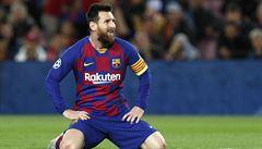 Přestup léta na spadnutí. Šéf City odletěl jednat o Messiho příchodu, nabídnout má tříletou smlouvu