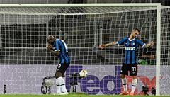 Lukakovo divoké finále Evropské ligy: Překonaný rekord, vlastní gól i neúčast při přebírání medailí