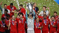 Bayern po výhře nad Paris St. Germain pošesté opanoval LM, o vítězství rozhodl odchovanec PSG