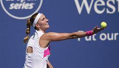 České hvězdy se chystají na netradiční US Open. Kvitová ladila pohodu u řízků a svíčkové