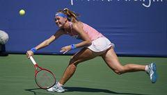 Tenistky Martincová i Bouzková na US Open vypadly v prvním kole
