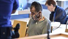 Soud projednává případ vraždy dvou mužů v kotelně v Kroměříži. Obžalovanému hrozí až výjimečný trest