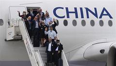 Překročení červené čáry, říká Čína k Vystrčilově návštěvě. Německo se Česka zastalo, totéž udělalo Slovensko