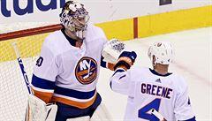 Islanders porazili Philadelphii. Postoupili mezi poslední čtyři týmy, ve finále se střetnou s Tampou Bay