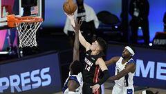 Basketbalisté Miami prošli přes Indianu do 2. kola play off NBA