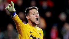 Splněný sen a největší úspěch kariéry, radoval se Vaclík po výhře v Evropské lize