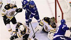 Ani Pastrňák na led nepůjde, vedení NHL odložilo kvůli protestům další dva zápasy