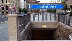 Berlín přejmenuje Mouřenínovu ulici po černošském učenci. Změna se dotkne i české ambasády