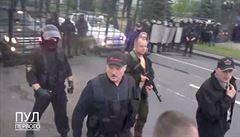 Jak fungují Lukašenkovy mlátičky? Když tě OMON bije, dělá to jako mechanickou práci, říká demonstrant
