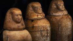 Výstava Sluneční králové je vyprodaná, muzeum uvažuje o delší otevírací době