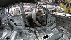 Automobilky jsou z krize venku. Výroba aut vyskočila o 30 procent