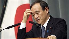 Japonským premiérem bude dosavadní mluvčí vlády Suga. Stal se šéfem vládní strany