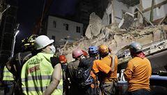 Po více než měsíci od výbuchu v Bejrútu skončil poslední pokus o nalezení přeživších