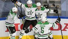 Hokejisté Dallasu zdolali v úvodním finálovém duelu Tampu Bay 4:1
